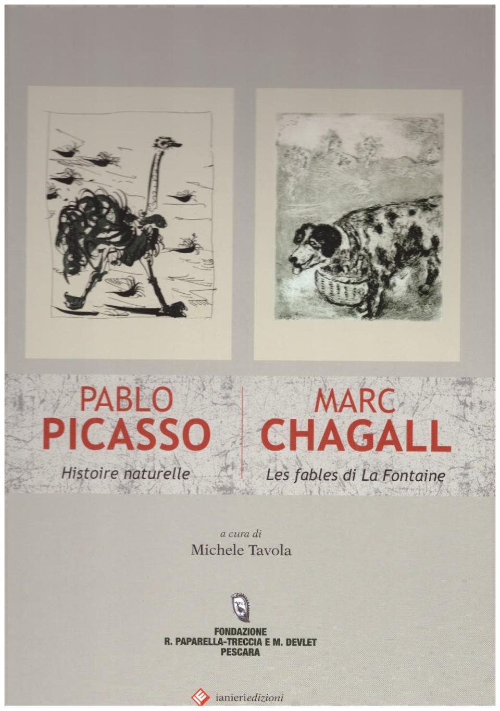 Picasso-Chagall_copertina