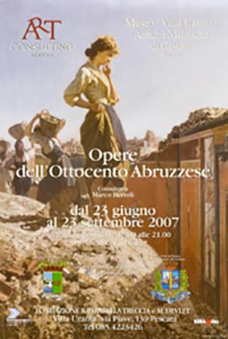 Opere dell'Ottocento Abruzzese
