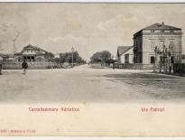 Castellammare Adriatico, Via Fabrizi, ICCD, Ed. Alterocca - Terni, 1900-1930