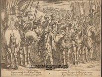 Antonio Tempesta, Gesta della vita di Alessandro Magno, Roma, 1608 (incisione)