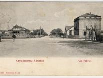 Castellammare Adriatico - Via Fabrizi, ICCD, Ed. Alterocca - Terni, 1900-1930
