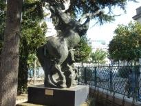 museo paparella pescara cavallo di aligi sassu