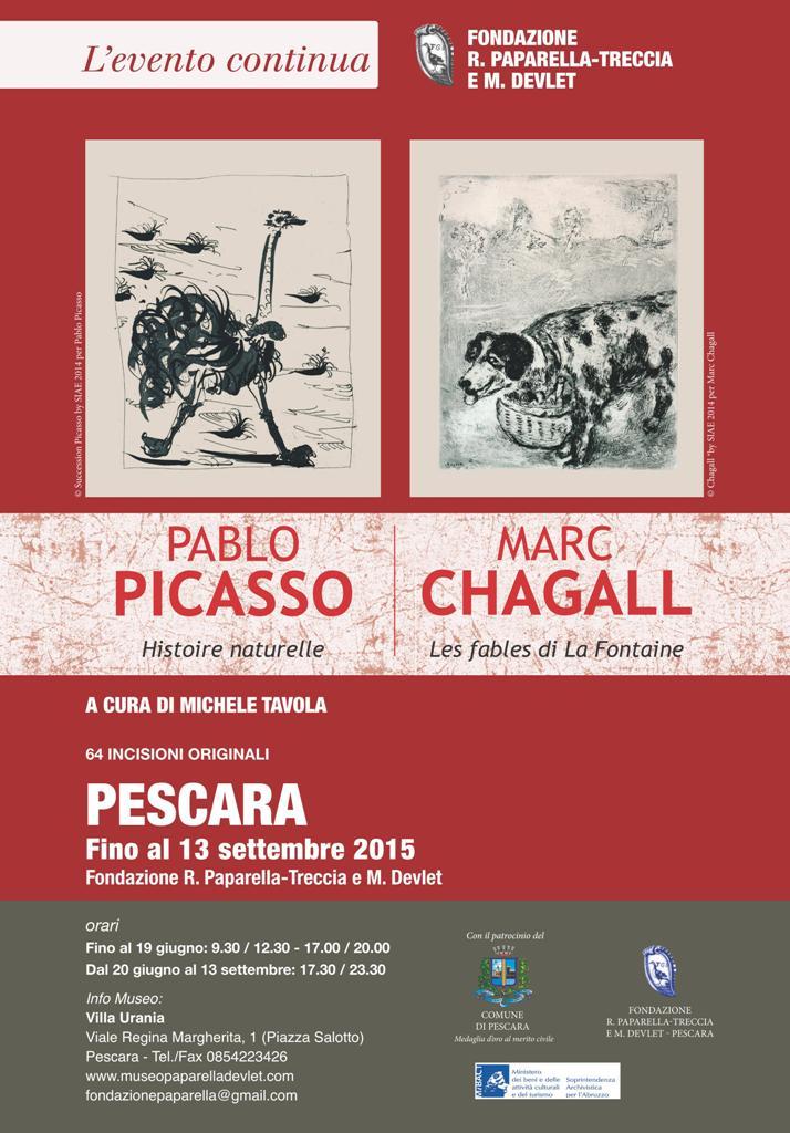 manifesto_picasso_chagall dal 4 maggio_web
